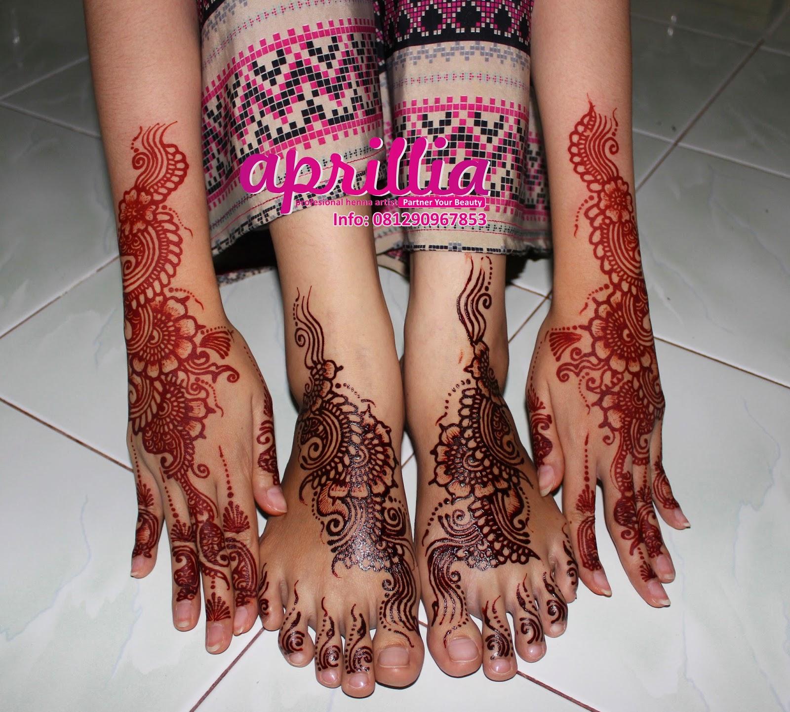 Henna Tangerang Henna Pernikahan