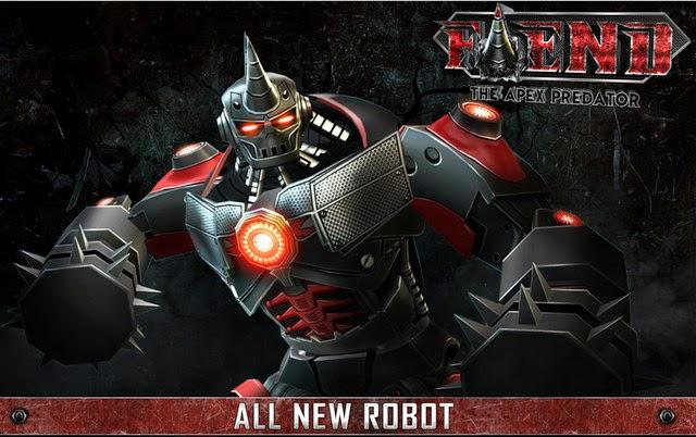 Real Steel HD 1.5.8 APK