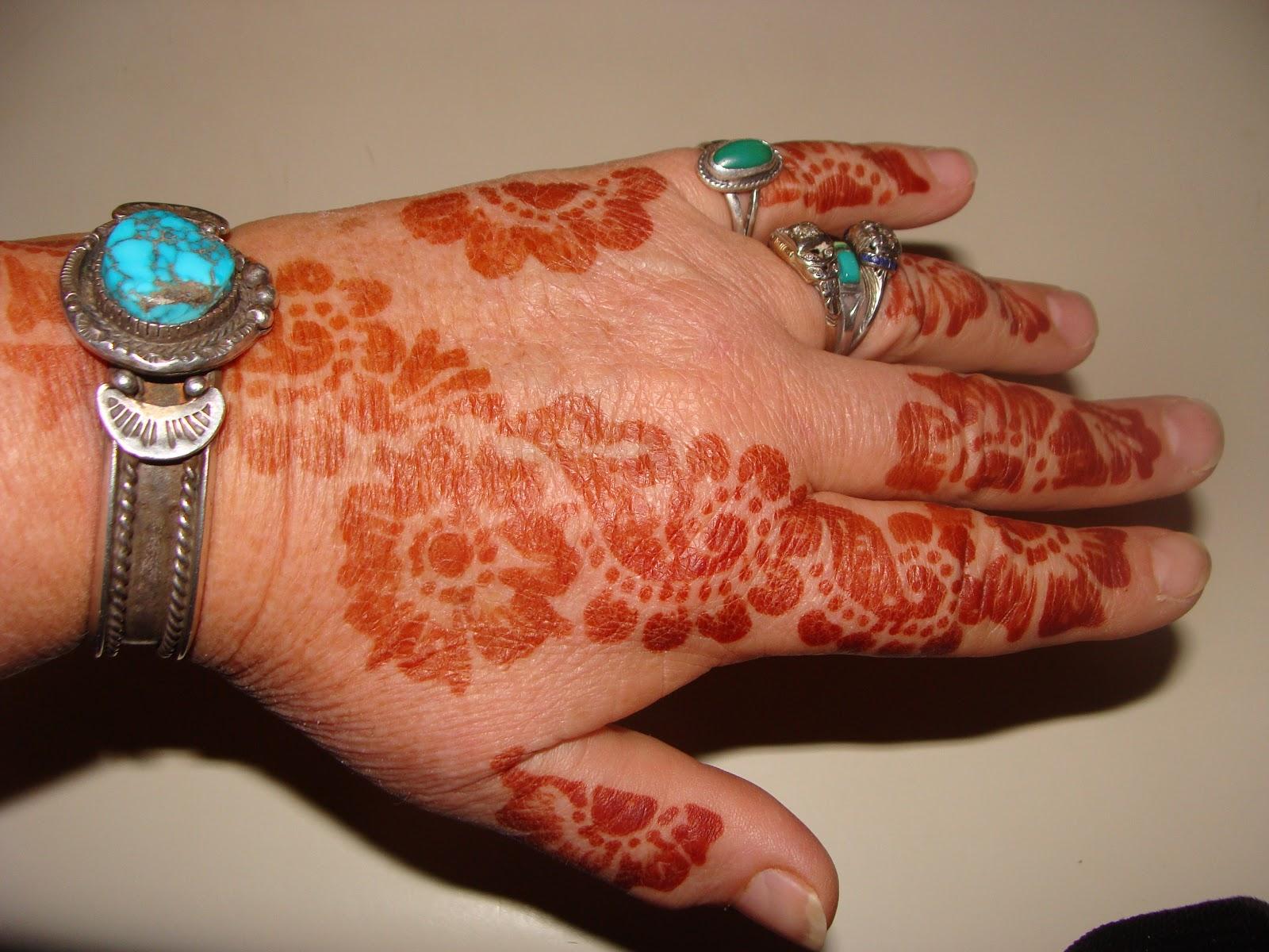Williams Writes The Blog Of Karen Lynn Williams Henna For The