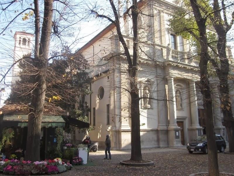 Convento di Sant'Angelo - Milano