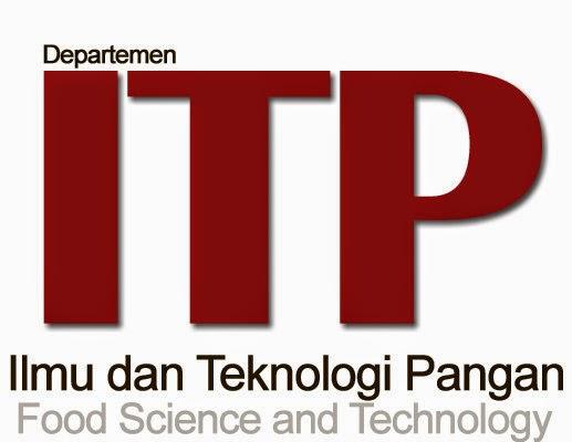 Departemen Ilmu dan Teknologi Pangan