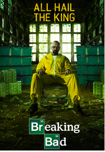Breaking Bad season 5 DVD release date in UK
