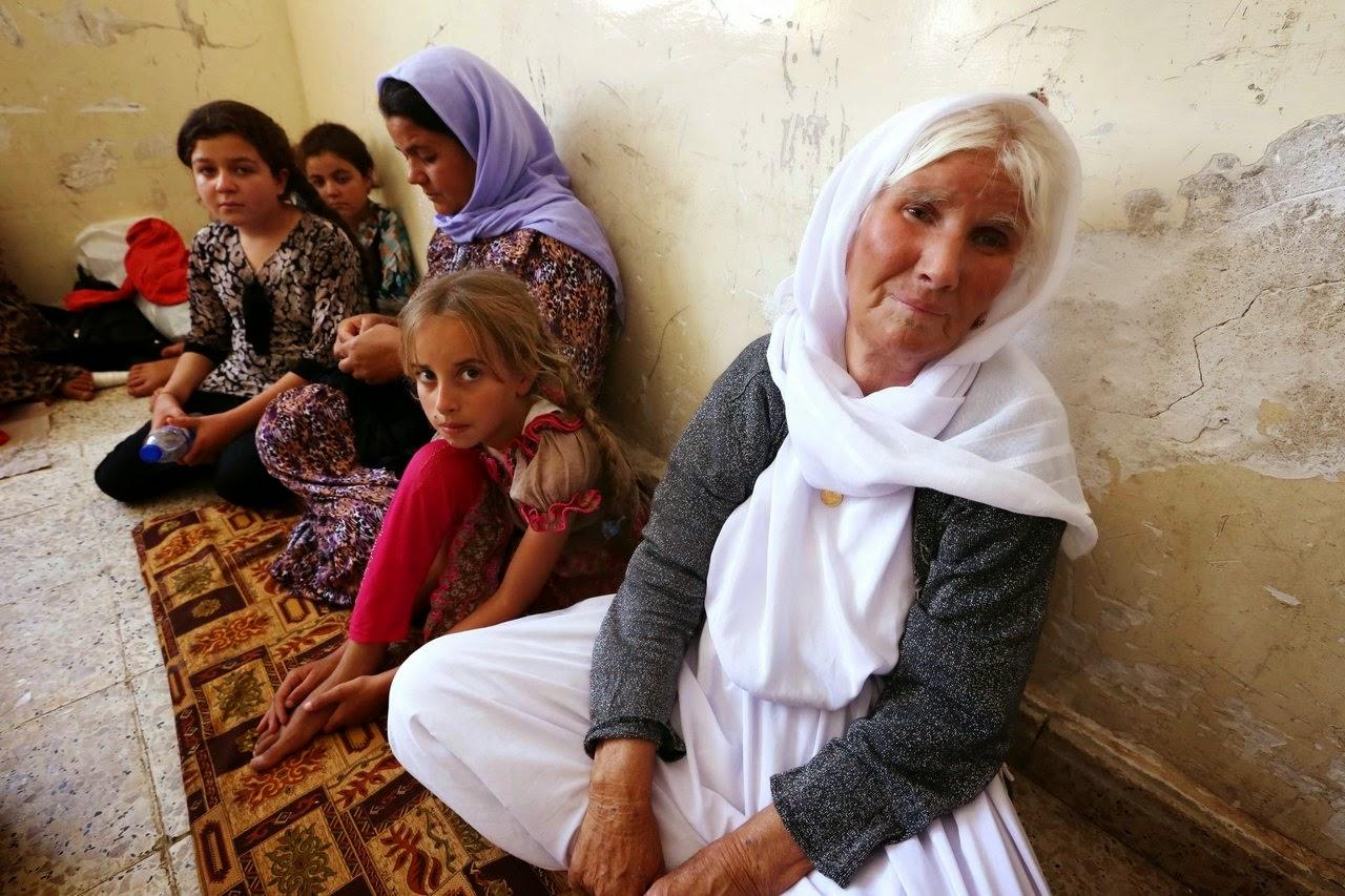Yazidi People Kiran's Tho...