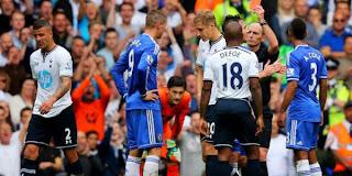 Video Gol Tottenham Hotspur vs Chelsea 28 September 2013