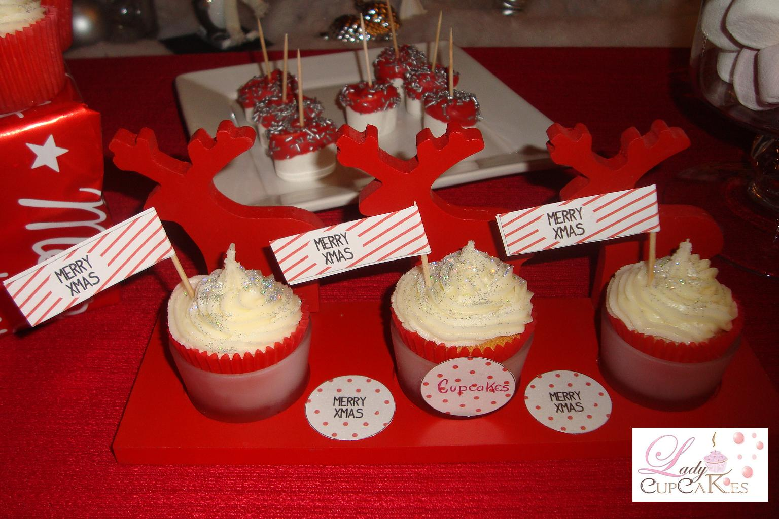 #B80D0E Lady Cupcakes: La Xmas Sweet Table Noel 2011 5757 idées déco noel simple 1536x1024 px @ aertt.com