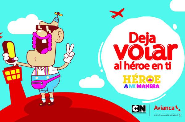 selfie-abuelo-misión-Héroe-manera-Cartoon-Netwrok