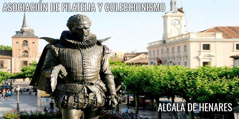 Asociación de Filatelia y Coleccionismo Alcalá de Henares