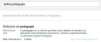 google-diccionario