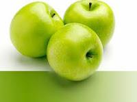 Skin of Apple Fruit