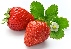 manfaat buah stroberi