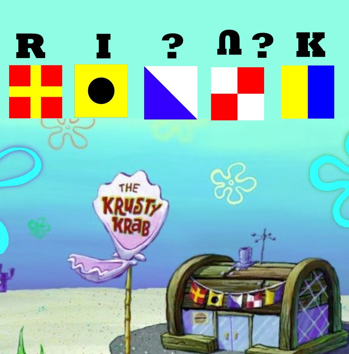 the voice of vexillology flags u0026 heraldry the krusty krab flags