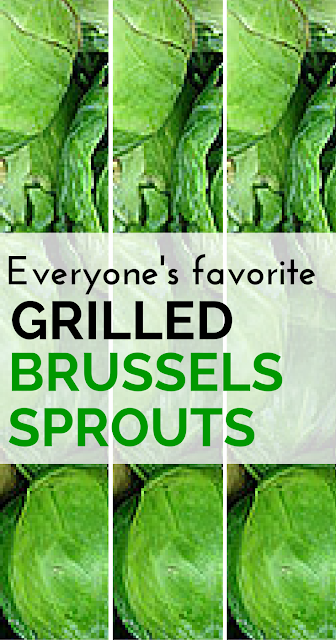 Anything tastes great on a grill, so why not brussels sprouts?  Tap here for everyone's favorite way to eat this healthy vegetable and give it a go!  You (and anyone you serve it to) will be asking for more! The Health-Minded.com #healthyrecipe #health