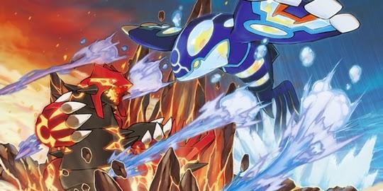 Pokémon Rubis Oméga, Pokémon Saphir Alpha, Game Freak, Nintendo, Nintendo 3DS,
