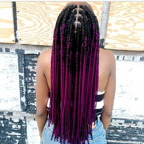 Dreads And Rasta Hair Colors