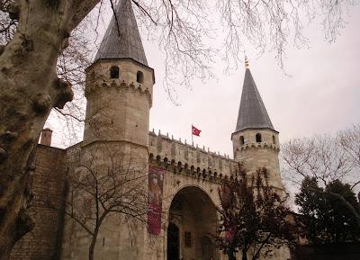 Palacio de Topkapi, Topkapı Sarayı
