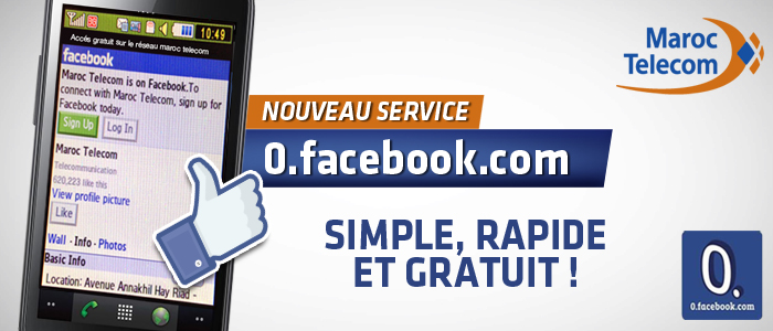 comment faire 0 facebook iam