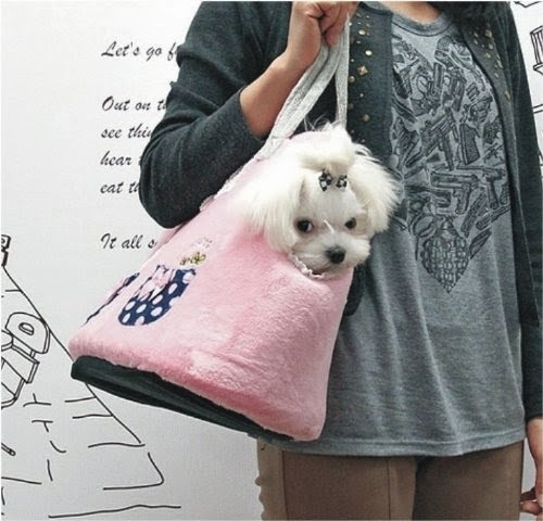 pet dog cat puppy carrier bag sling ote purse carriers H4863