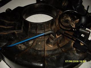 Limpeza do sistema de ventilação positiva do Cárter - Monza, Kadett, Vectra A 010