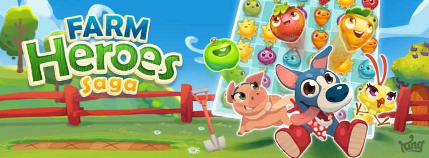 Farm Heroes Saga All Help