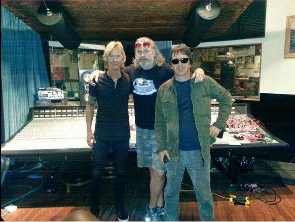 Duff McKagan - Izzy Stradin - 2015