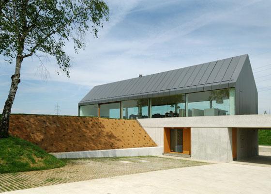 Urban Farm In The Country Slovenia A Barn Outside Urban