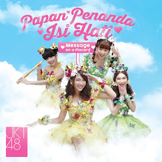 JKT48 - Papan Penanda Isi Hati (Message On A Placard) on iTunes