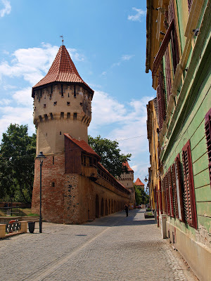 Sibiu medieval fortifications