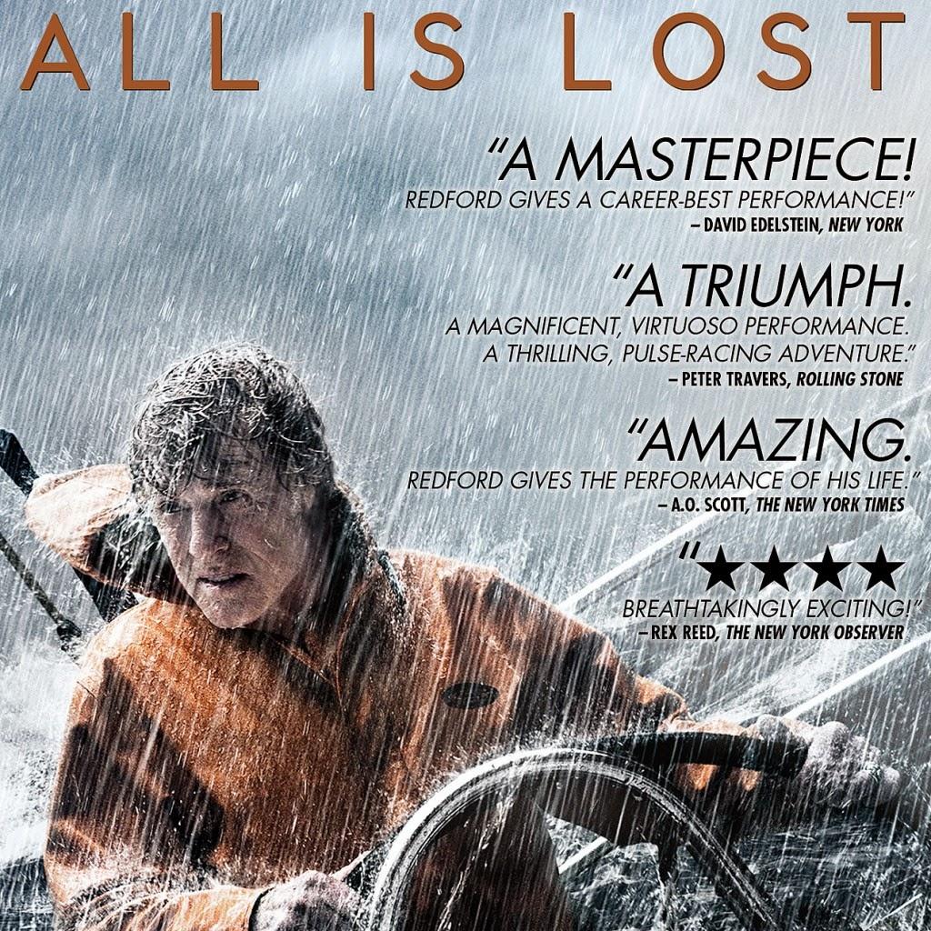 Frases de la película All is Lost