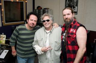 Leslie West  Zakk Wylde Steve Lukather
