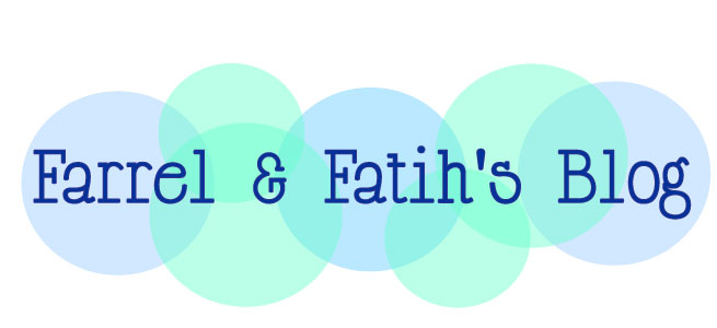 Farrel & Fatih's Blog