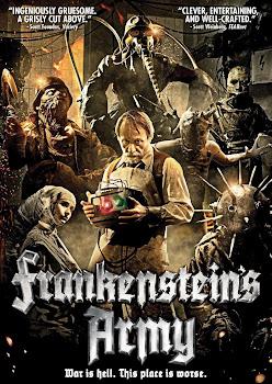 O Exército de Frankenstein   Dublado RMVB + AVI Dual Audio (2014)