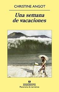 Una semana de vacaciones - Portada