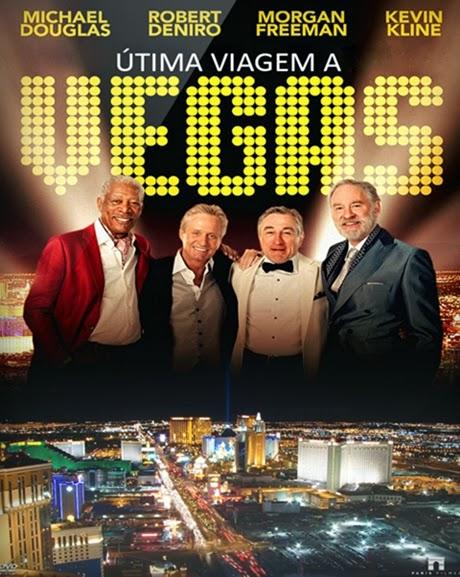 Última Viagem A Vegas (Last Vegas) – Legendado