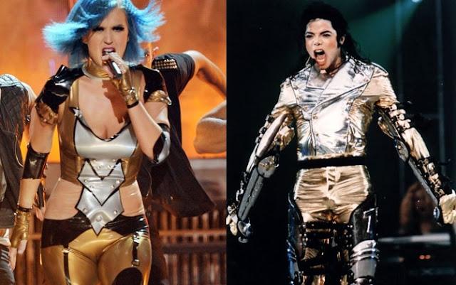 Billboard esclarece sobre o recorde de Michael Jackson e Katy Perry Katy+michael