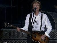 Paul McCartney Live Concert