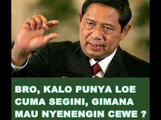 Gamba r-gambar Lucu, Monggo dil ihat foto-foto Pak SBY lucu t enan