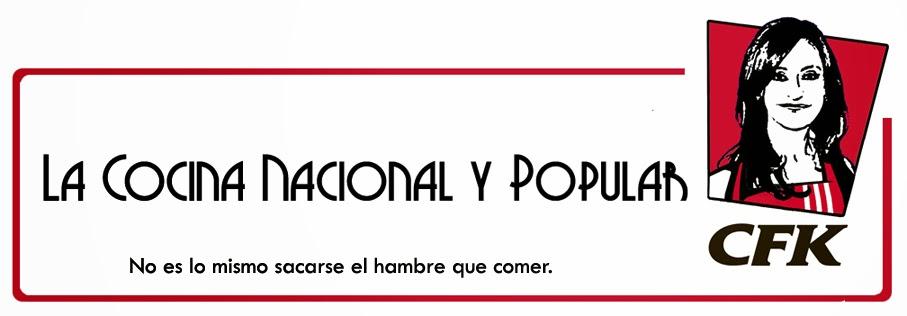 La Cocina Nacional y Popular