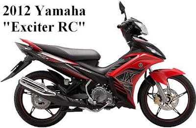 2012 Yamaha Exciter RC