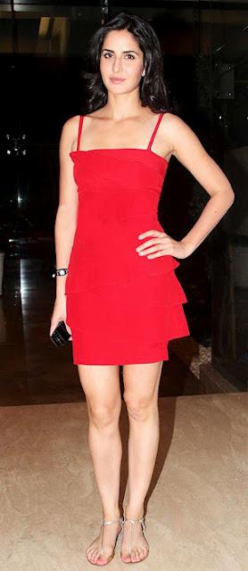 katreena kaife red dress wallpapers