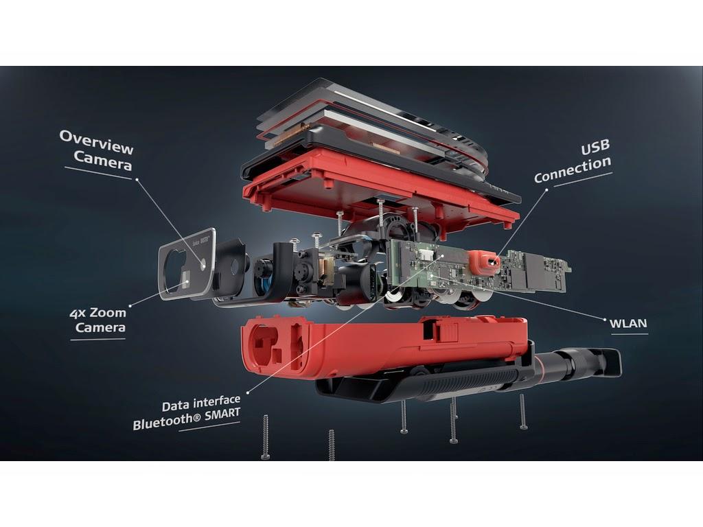 Leica Laser Entfernungsmesser Bluetooth : Leica disto s910 laser entfernungsmesser mit p2p technik