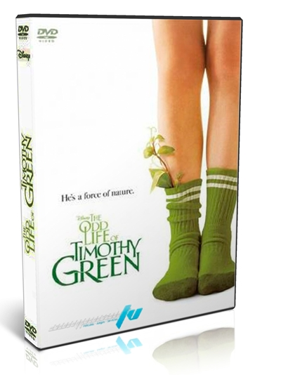 La Extraña Vida de Timothy Green DVDR NTSC Español Latino Menú Full 2012