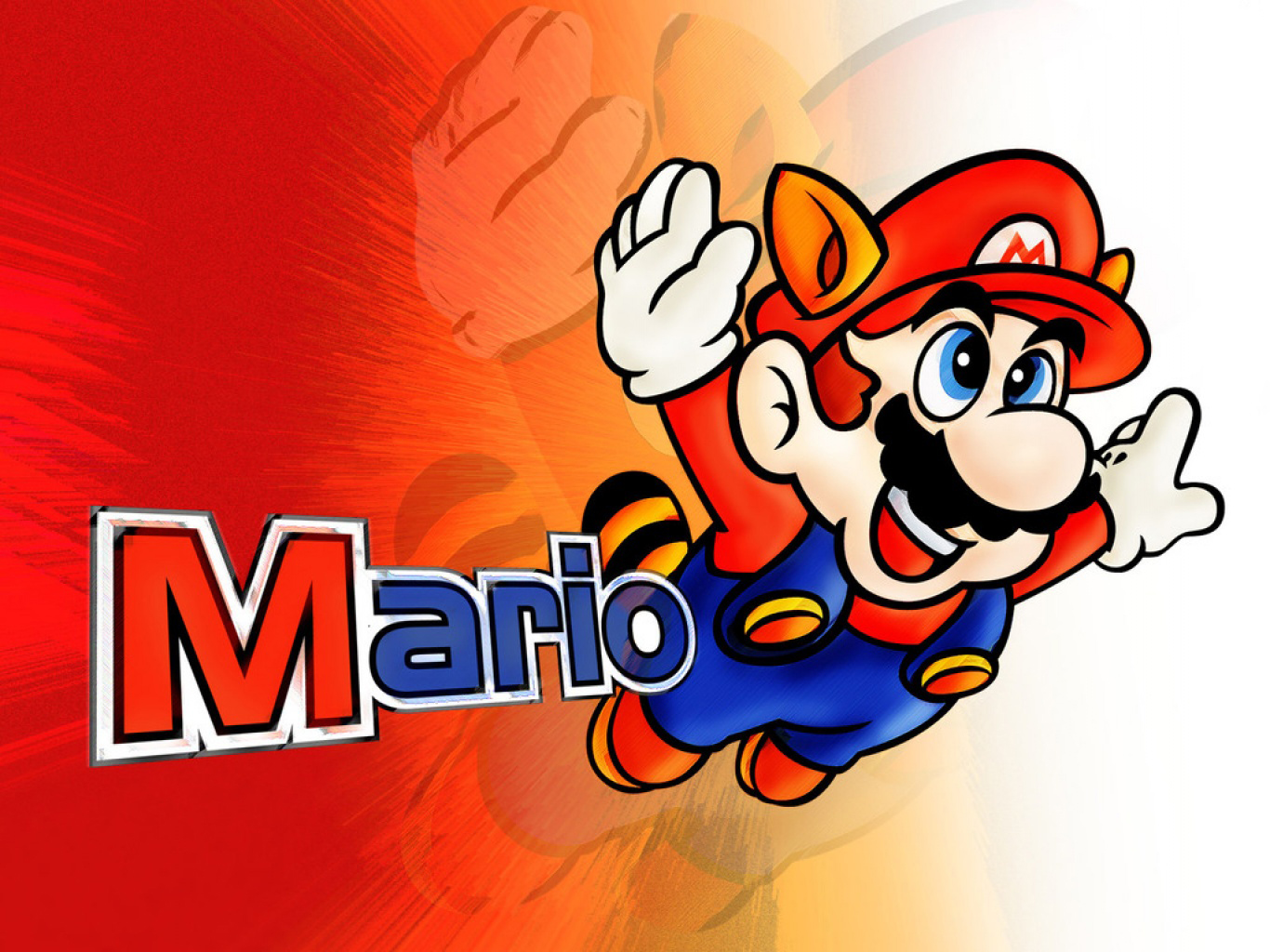Super Mario HD & Widescreen Wallpaper 0.273148856735349