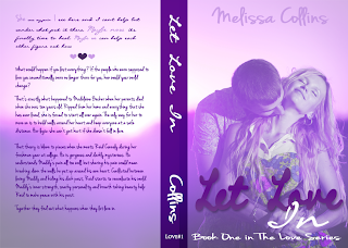 Cover Reveal – Let Love In by Melissa Collins