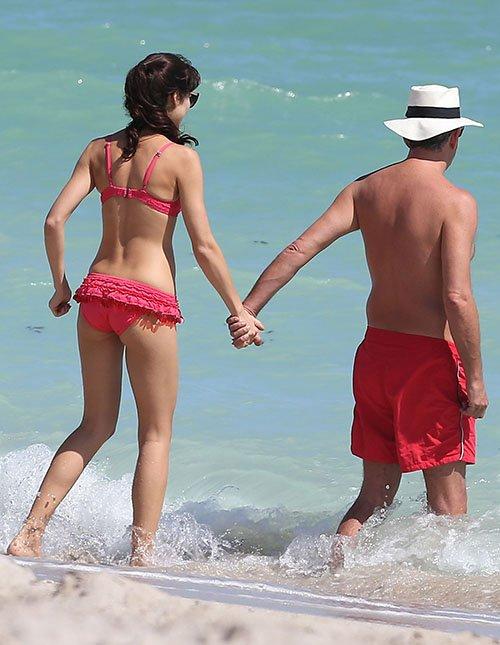 Olga Kurylenko, Danny Huston, Olga Kurylenko photo, Olga Kurylenko bikini, Miami Beach, Miami Beach hotels, Miami luxury Hotels, Travel to Miami Beach, Travel to Miami tour, W Hotel in Miami