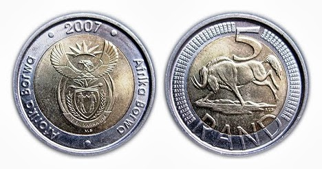 Aforika Borwa * 2007 * Afrika Borwa