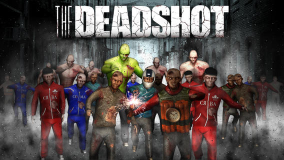 The Deadshot v1.0 Apk + Data Mod [Unlocked / Full]