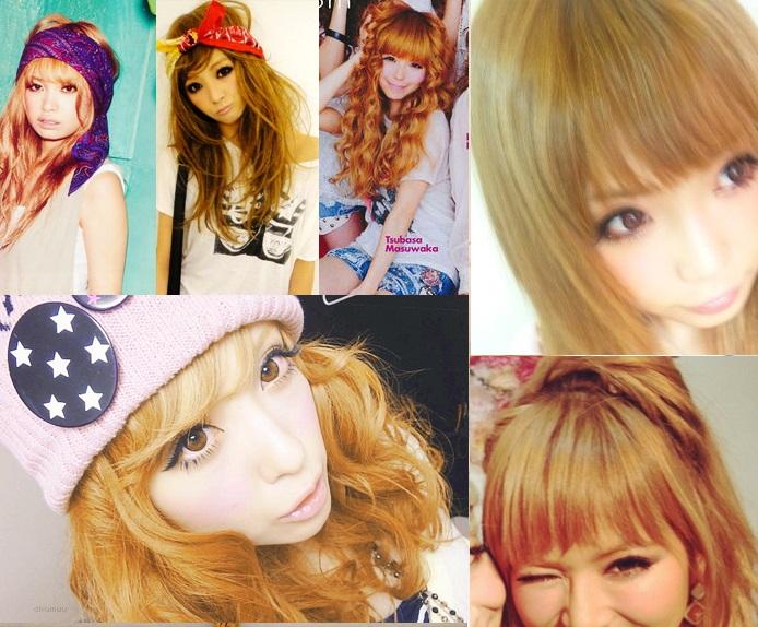 Blonde Gyaru Mini Rant About Asian Hair