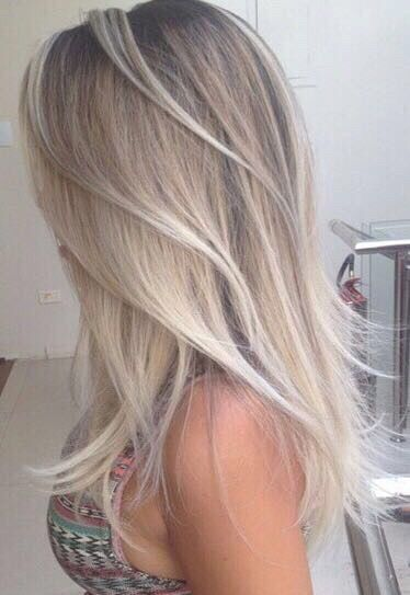 blonde hair tumblr