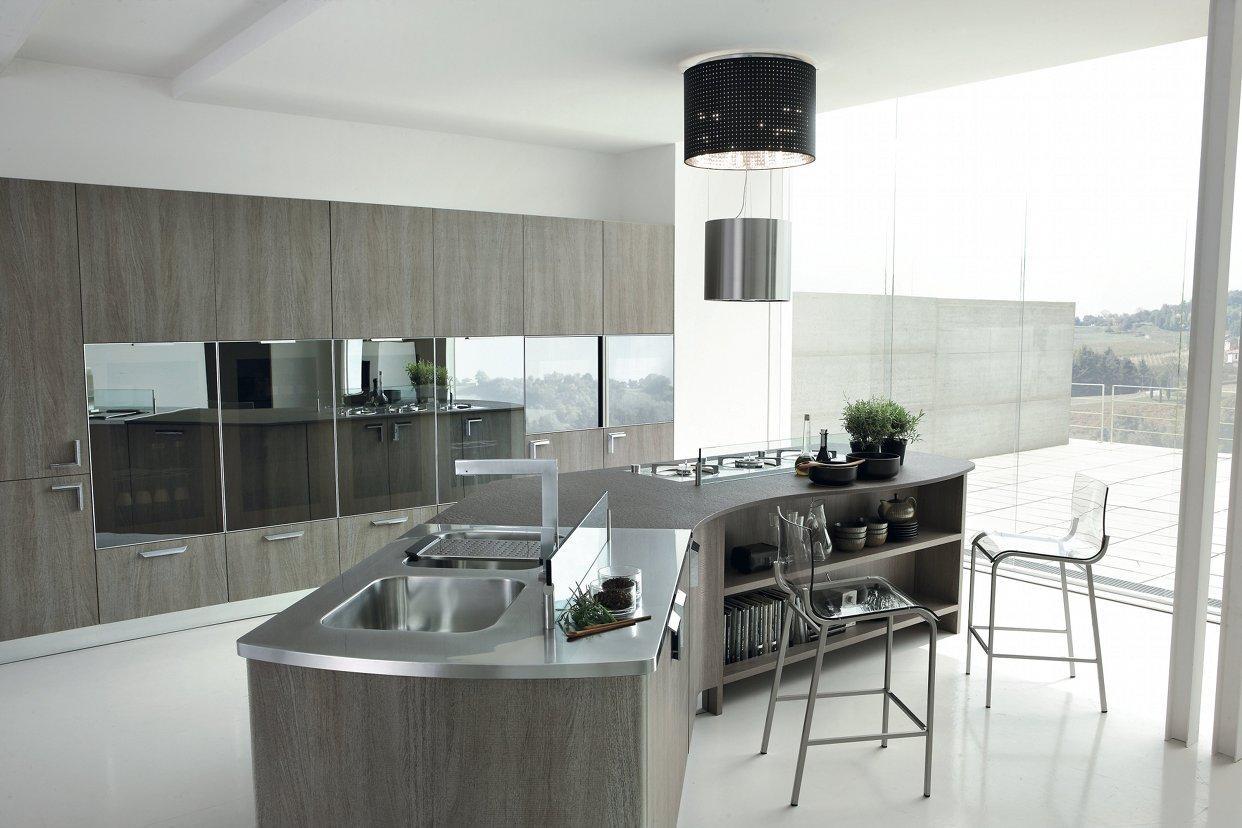 cucinestile milly la cucina contemporanea di stosa cucine. Black Bedroom Furniture Sets. Home Design Ideas