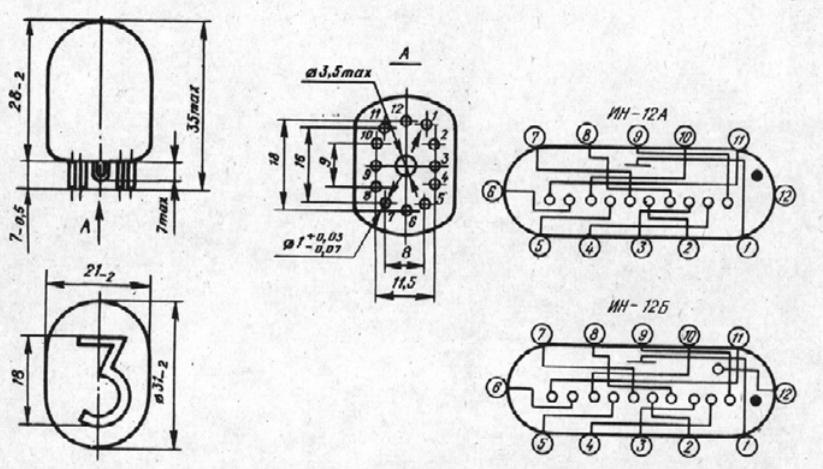 nixie tube wiring diagram wiring diagram schematicsdiycrap nixie tube experimentation with in 12 nixie tube wiring diagram